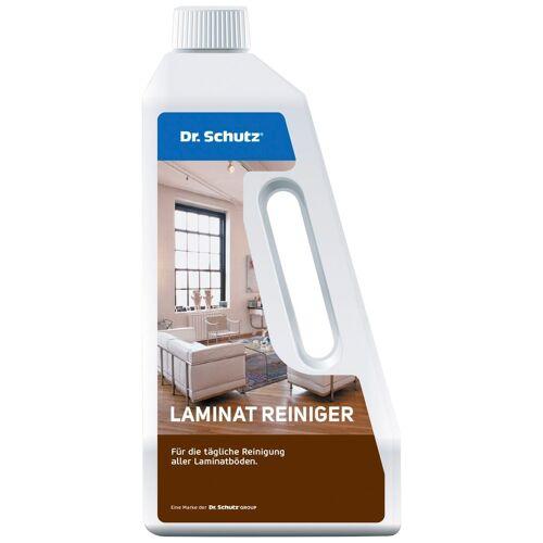 Bodenmeister Fussbodenreiniger Dr. Schutz Laminatreiniger 750 ml weiß Reinigungsmittel Reinigungsgeräte Küche Ordnung