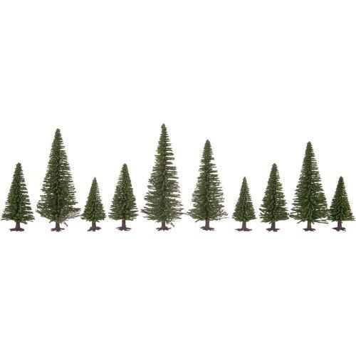 NOCH Modelleisenbahn-Baum Tannen Einheitsgröße grün Kinder Schienen Zubehör Modelleisenbahnen Autos, Eisenbahn Modellbau