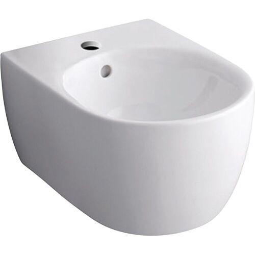 GEBERIT Bidet iCon, mit Überlauf Einheitsgröße weiß Bidets Bad Sanitär