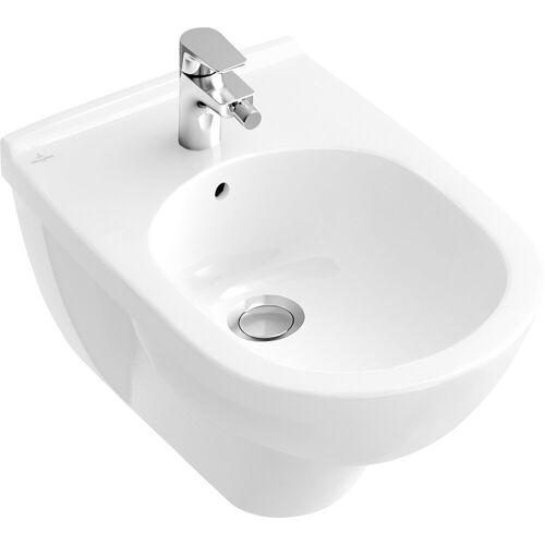 Villeroy & Boch Bidet O.novo Einheitsgröße weiß Bidets Bad Sanitär