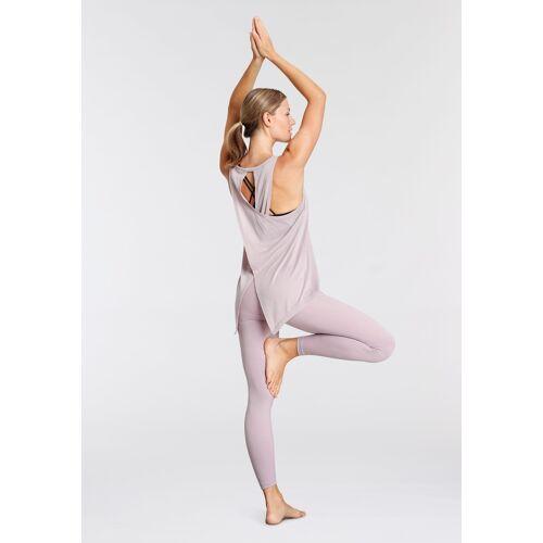 Nike Yogatights YOGA WOMENS 7/8 TIGHTS XS (34), N-Gr lila Damen