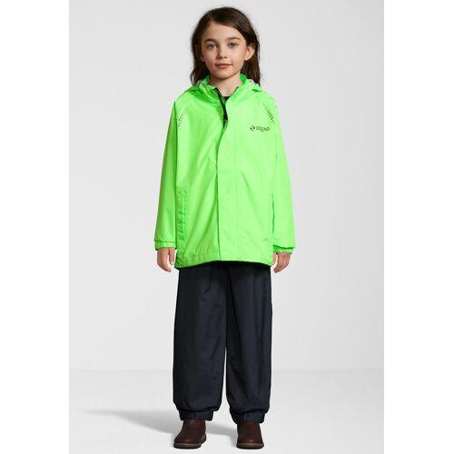 ZIGZAG Regenanzug Ophir W, W-PRO 10000 140 grün Kinder Regenanzüge Regenbekleidung Jungenkleidung