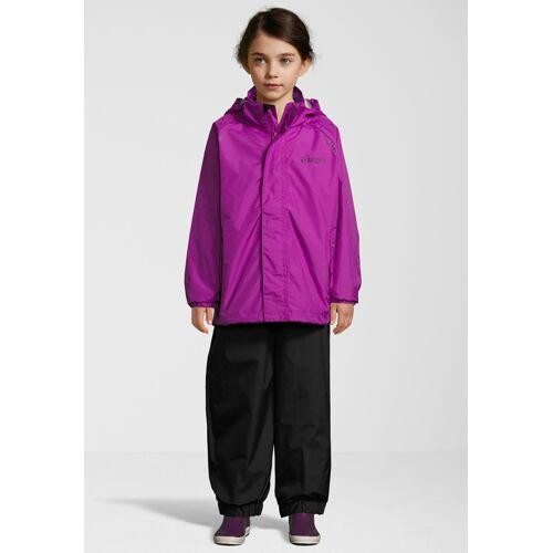 ZIGZAG Regenanzug Ophir W, W-PRO 10000 104 lila Kinder Regenanzüge Regenbekleidung Jungenkleidung