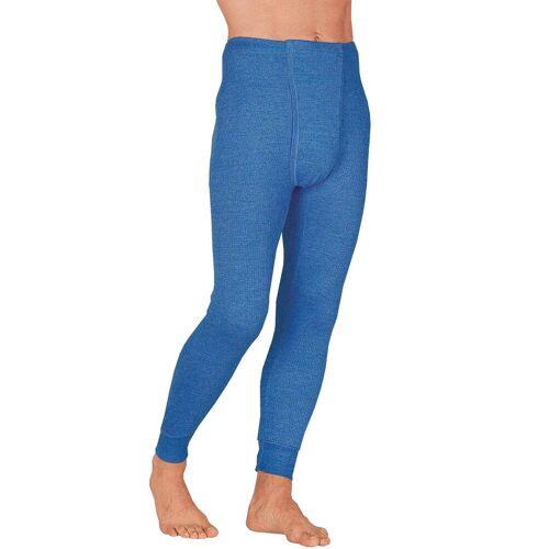 Lange Unterhose, (2 St.) 7, 2 St. blau Herren Unterhose Strings Unterhosen Herrenwäsche