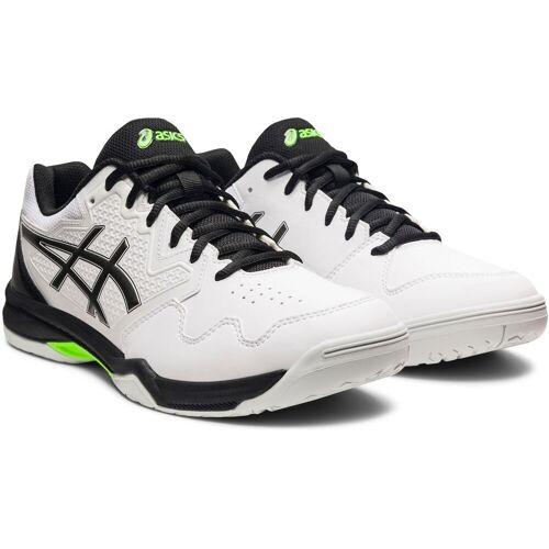 Asics Tennisschuh GEL-DEDICATE 7 44,5 weiß Tennis Schuhe Sportarten