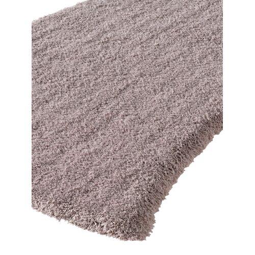 heine home Teppich, rechteckig, 25 mm Höhe B/L: 270 cm x 65 cm, 1 St. braun Teppich Shaggy-Teppiche Hochflor-Teppiche Teppiche