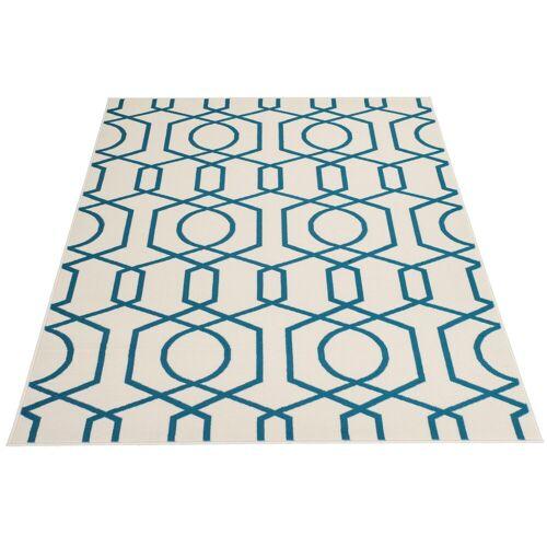 andas Teppich Nelda, rechteckig, 10 mm Höhe, Wohnzimmer B/L: 200 cm x 290 cm, 1 St. beige Esszimmerteppiche Teppiche nach Räumen