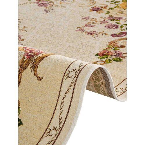heine home Teppich, rechteckig, 3 mm Höhe B/L: 120 cm x 180 cm, 1 St. beige Teppich Baumwollteppiche Naturteppiche Teppiche