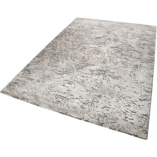 Esprit Teppich Elda, rechteckig, 12 mm Höhe, Wohnzimmer B/L: 133 cm x 200 cm, 1 St. grau Esszimmerteppiche Teppiche nach Räumen