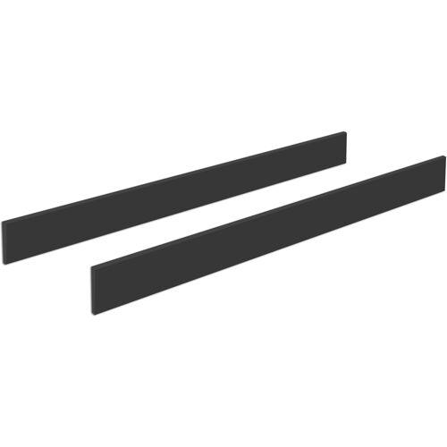 Schardt Umbauseiten Universal, schwarz, für Kombi-Kinderbetten und Hausbetten; Made in Germany B/H/T: 140/13/2 cm schwarz Kinder Kinderbetten Kindermöbel