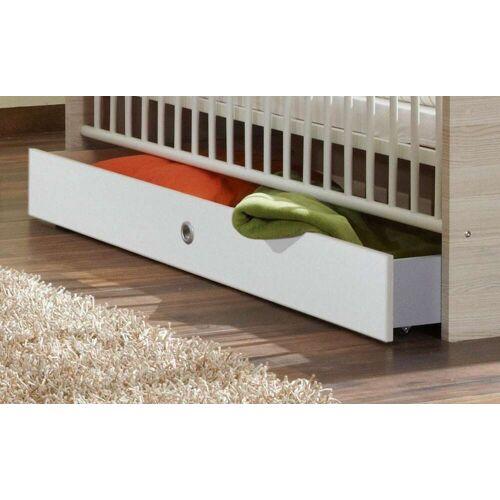 Bettschubkasten B/H/T: 70 cm x 16 140 weiß Kinder Kinderbetten Kindermöbel