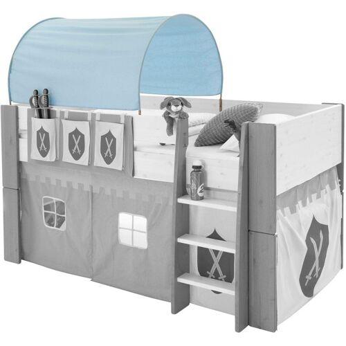 STEENS Betttunnel FOR KIDS, für die Hochbetten B/H/L: 88 cm x 69 92 blau Kinder Kinderbetten Kindermöbel