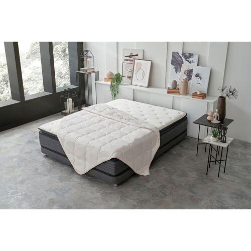 Yatas Baumwollbettdecke Cotton, normal, (1 St.) B/L: 155 cm x 220 cm, normal weiß Sommerbettdecke Bettdecken Bettdecken, Kopfkissen Unterbetten