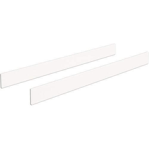 Schardt Umbauseiten Universal, weiß, für Kombi-Kinderbetten und Hausbetten; Made in Germany B/H/T: 140/13/2 cm weiß Kinder Kinderbetten Kindermöbel