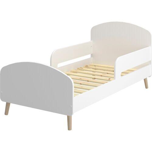 STEENS Kinderbett GAIA Liegefläche B/L: 70 cm x 140 Höhe: 78,3 cm, kein Härtegrad weiß Kinder Kinderbetten Kindermöbel