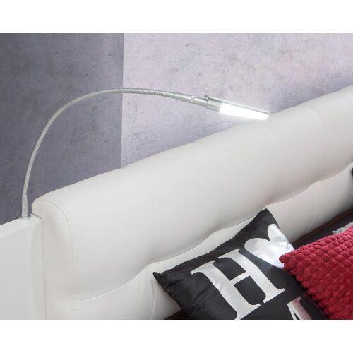 FORTE LED Leselampe, 2er Set Einheitsgröße weiß Leselampe Zubehör für Betten
