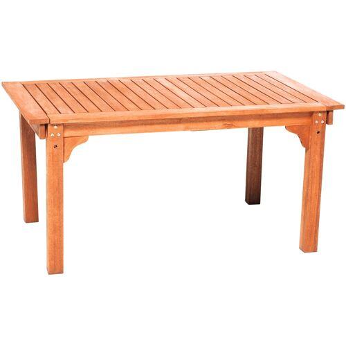 MERXX Gartentisch, ausziehbar, BxT: 150/185/220 x 90 cm H/T: 74 beige Gartentisch Gartentische Gartenmöbel Gartendeko