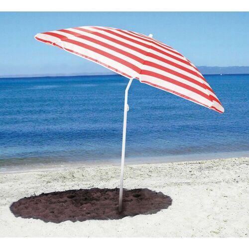 Pinolino Sonnenschirm Sunny Einheitsgröße rot Kinder Sonnenschirme -segel Gartenmöbel Gartendeko