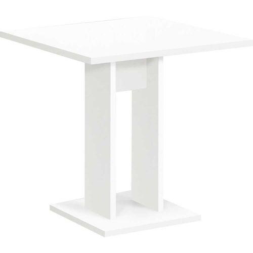 FMD Esstisch, Breite 70 cm B/H/T: x 77,5 weiß Esstisch Esstische rechteckig Tische
