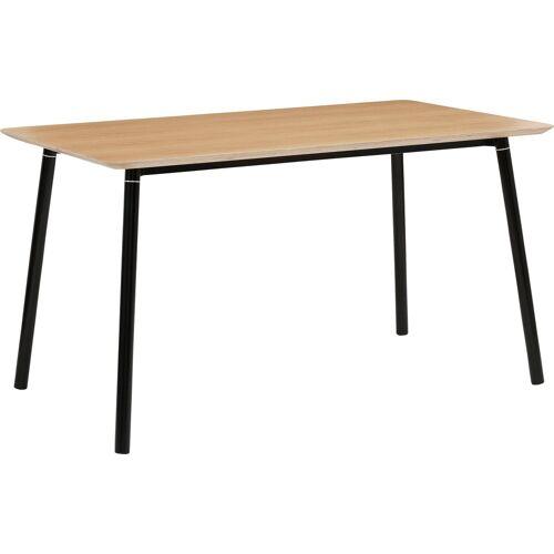 Mayer Sitzmöbel Esstisch myTILDA B/H/T: 140 cm x 75 80 braun Esstische rund oval Tische