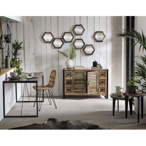 SIT Esstisch B/H/T: 120 cm x 77 70 bunt Esstische rechteckig Tische