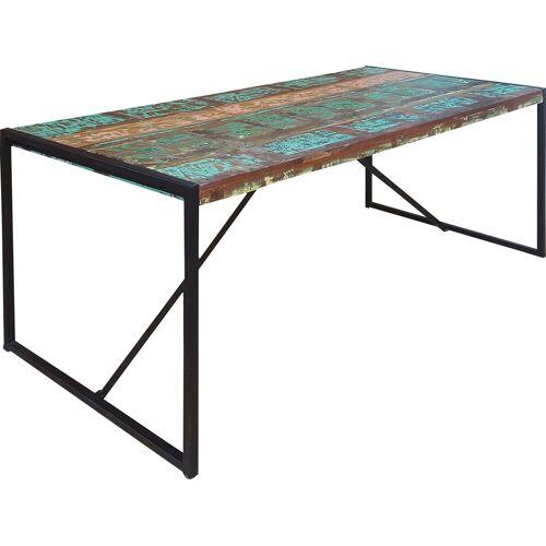 SIT Esstisch B/H/T: 145 cm x 76 70 bunt Esstische rechteckig Tische