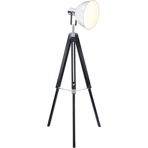 näve Stehlampe, E27 1 flg., Ø 30 cm Höhe: 110 schwarz Stehlampe Standleuchten Stehleuchten Lampen Leuchten