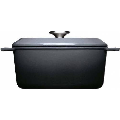 WOLL Kochtopf Iron, Gusseisen, (1 tlg.), Ø 24 cm, Induktion cm grau Suppentöpfe Töpfe Haushaltswaren