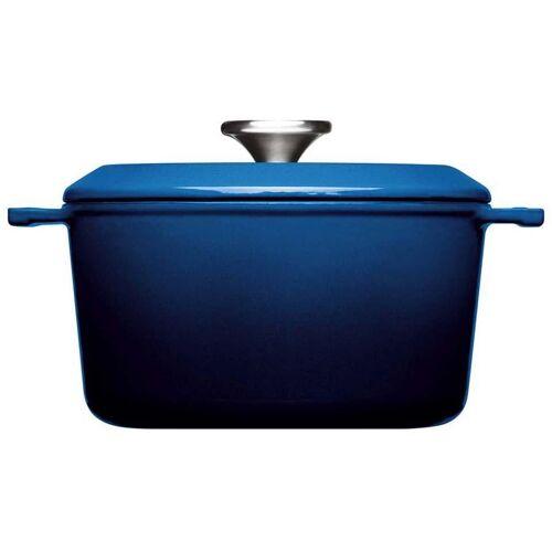 WOLL Kochtopf Iron, Gusseisen, (1 tlg.), Ø 20 cm, Induktion cm blau Suppentöpfe Töpfe Haushaltswaren