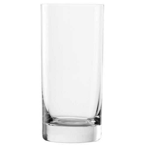 Stölzle Bierglas New York Bar, (Set, 6 tlg.), 6-teilig (Inhalt 495 ml) farblos Kristallgläser Gläser Glaswaren Haushaltswaren
