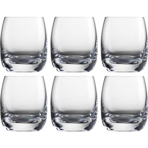 Eisch Schnapsglas, (Set, 6 tlg.), bleifrei, 70 ml, 6-teilig Einheitsgröße farblos Schnapsglas Kristallgläser Gläser Glaswaren Haushaltswaren