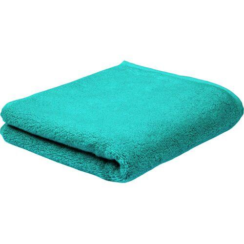 ROSS Handtuch Sensual Skin, (2 St.), mit Aloe Vera veredelt B/L: 50 cm x 100 St.) grün Handtücher Badetücher