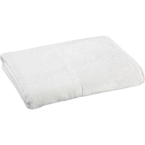 Möve Handtuch MÖVE Bamboo Luxe Handtuch, (1 St.) B/L: 50 cm x 100 weiß Handtücher Badetücher