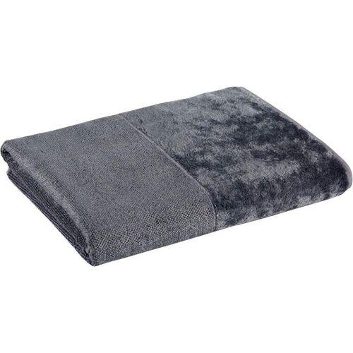Möve Handtuch MÖVE Bamboo Luxe Handtuch, (1 St.) B/L: 50 cm x 100 grau Handtücher Badetücher