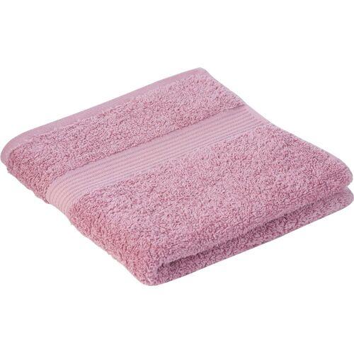 Gözze Handtücher, (2 St.) B/L: 50 cm x 100 rosa Handtücher Badetücher