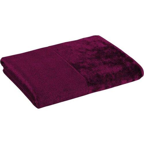 Möve Handtuch MÖVE Bamboo Luxe Handtuch, (1 St.) B/L: 50 cm x 100 rot Handtücher Badetücher