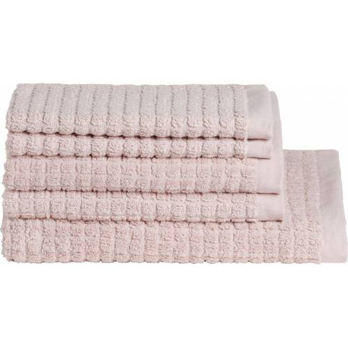 Seahorse Handtuch Set Cube 5 tlg. rosa Handtuch-Sets Handtücher Badetücher