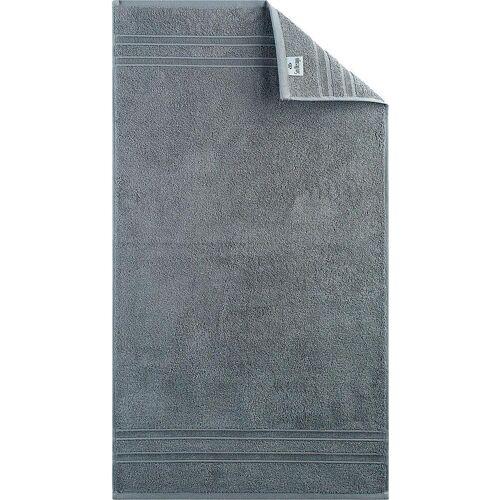 SEI Design Handtuch Set Aqua Fibro 6 tlg. grau Handtuch-Sets Handtücher Badetücher