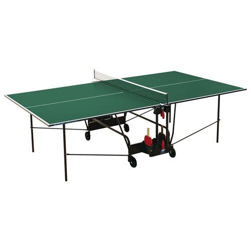 Sunflex Tischtennisplatte HOBBY INDOOR Einheitsgröße grün Tischtennis-Ausrüstung Tischtennis Sportarten