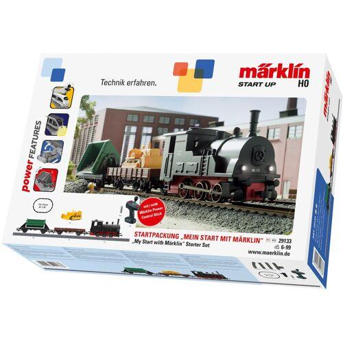 Märklin Modelleisenbahn-Set Start up - Mein mit 29133, Für Einsteiger, Made in Europe Einheitsgröße bunt Kinder Modelleisenbahn-Sets Modelleisenbahnen Autos, Eisenbahn Modellbau