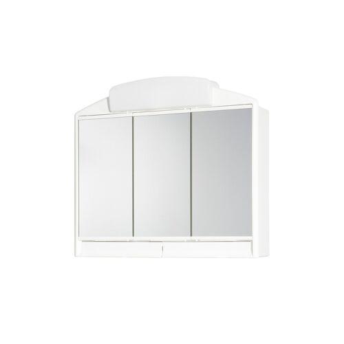 Spiegelschrank ¦ verspiegelt ¦ Maße (cm): B: 59 H: 51 T: 16 Schränke > Badschränke > Spiegelschränke - Möbel Kraft