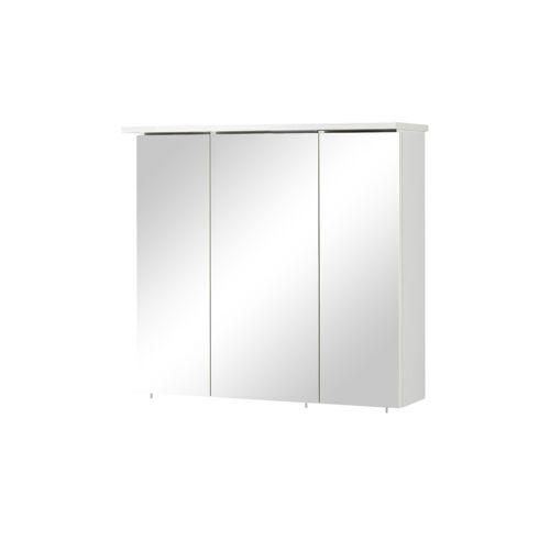 Spiegelschrank ¦ verspiegelt ¦ Maße (cm): B: 75 H: 72 T: 20 Schränke > Badschränke > Spiegelschränke - Möbel Kraft