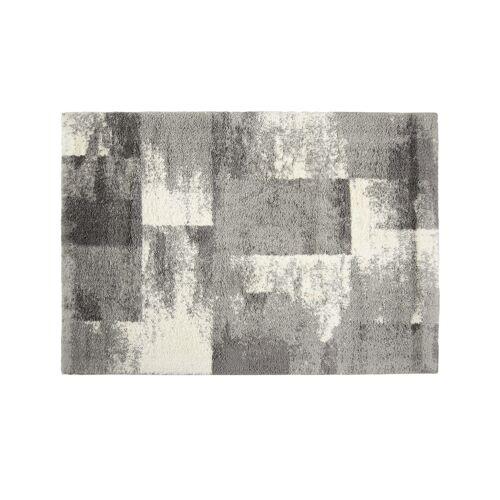 Webteppich ¦ grau ¦ Maße (cm): B: 60 Teppiche > Wohnteppiche > Hochflor-Teppiche - Möbel Kraft