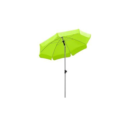 Sonnenschirm  Locarno ¦ Maße (cm): B: 180 H: 220 T: 120  Ø: [150.0] Garten > Sonnenschutz > Sonnenschirme - Möbel Kraft