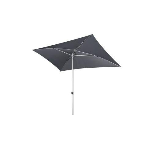 Sonnenschirm ¦ grau ¦ Maße (cm): B: 120 Garten > Sonnenschutz > Sonnenschirme - Möbel Kraft