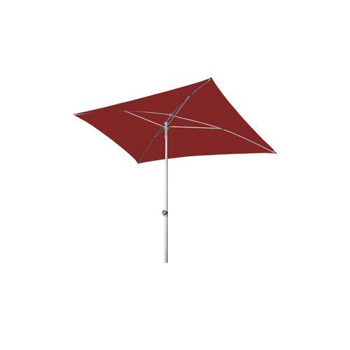 Sonnenschirm ¦ rot ¦ Maße (cm): B: 120 Garten > Sonnenschutz > Sonnenschirme - Möbel Kraft