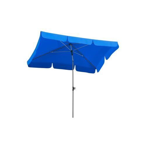 Sonnenschirm ¦ blau ¦ Maße (cm): B: 180 H: 220 T: 120 Garten > Sonnenschutz > Sonnenschirme - Möbel Kraft