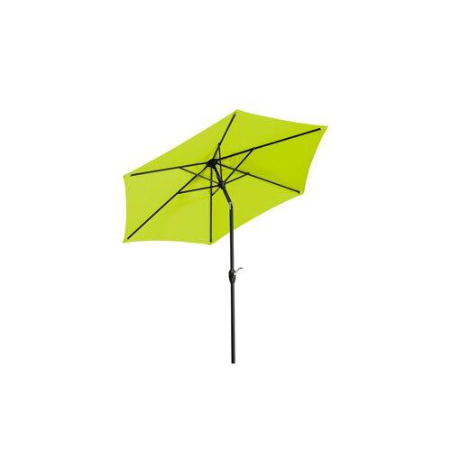 Sonnenschirm ¦ grün ¦ Maße (cm): H: 228  Ø: [220.0] Garten > Sonnenschutz > Sonnenschirme - Möbel Kraft