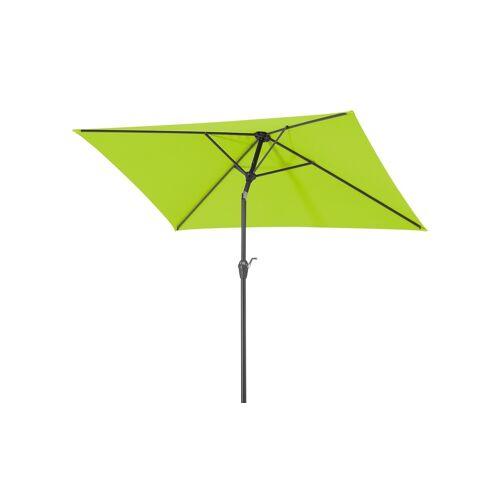Sonnenschirm ¦ grün ¦ Maße (cm): B: 210 H: 228 T: 130 Garten > Sonnenschutz > Sonnenschirme - Möbel Kraft