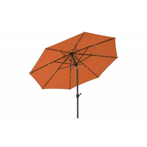 Marktschirm ¦ orange ¦ Maße (cm): H: 260  Ø: [300.0] Garten > Sonnenschutz > Sonnenschirme - Möbel Kraft